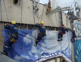 Промышленный альпинист услуги авито